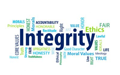 Key Values Indicator (KVI): Why Integrity plays a key part to your success as a Leader?